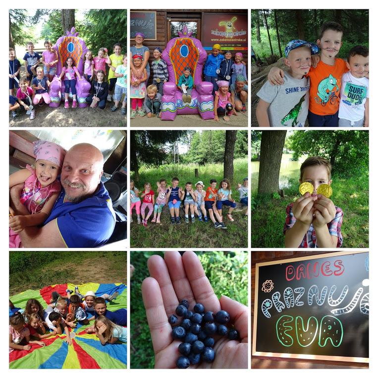 poletni tabor za otroke